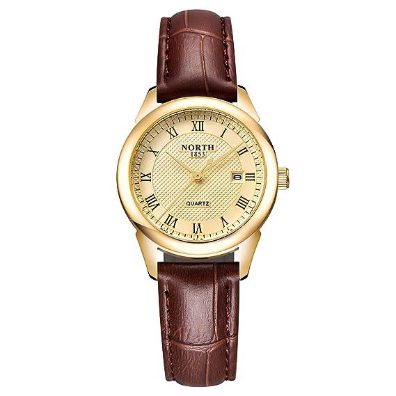 1c1ae69214ccc Amazon.com  Womens Leather Watch