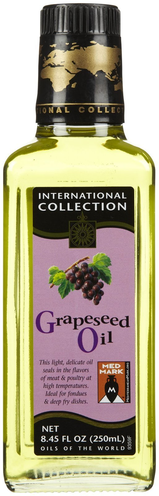 International Collection Grapeseed Oil, 6 Pound