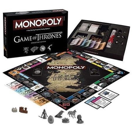 Tellaboull For Monopoly Interesante Junior Juego de Mesa Juegos de ...