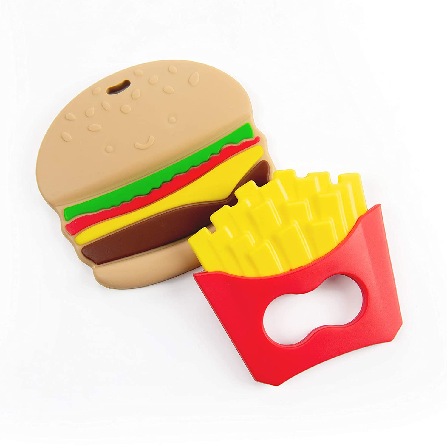 Primo Passi Silicone Teether Lunch Combo