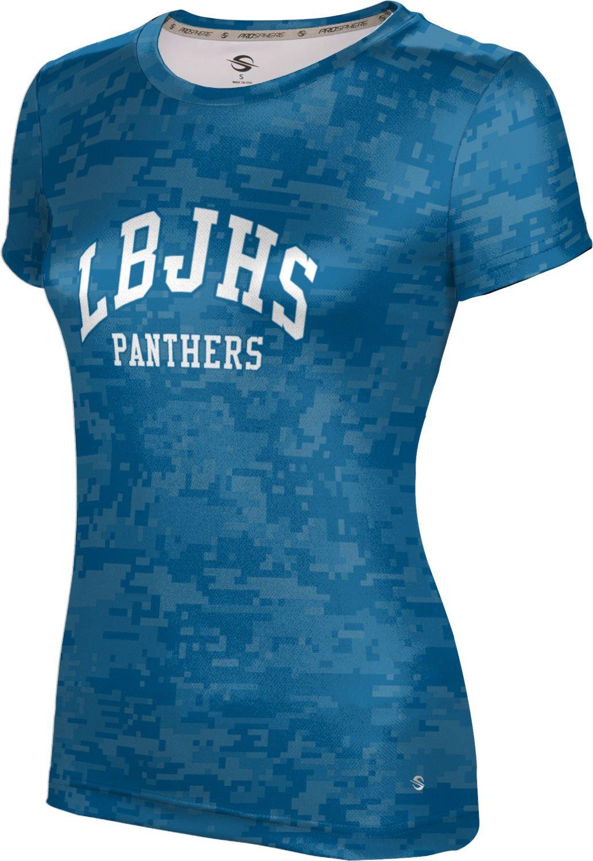 ProSphere Women's Long Beach Jordan High School Digital Shirt (Apparel) EF3C2