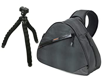 Bag Mochila para cámara fotográfica Rollei Sling Bolsa con ...
