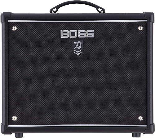 BOSS KTN-50-2 Katana-50 MkII-50-watt 1x12 Guitar Combo Amp