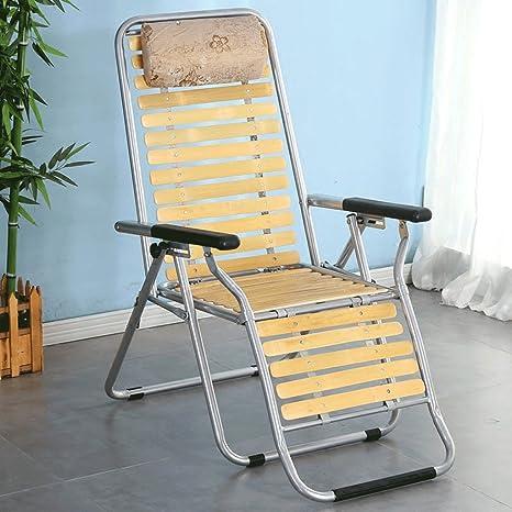 Sillas Sofá-Cama Plegable Bamboo Lounge Chair | Modern ...