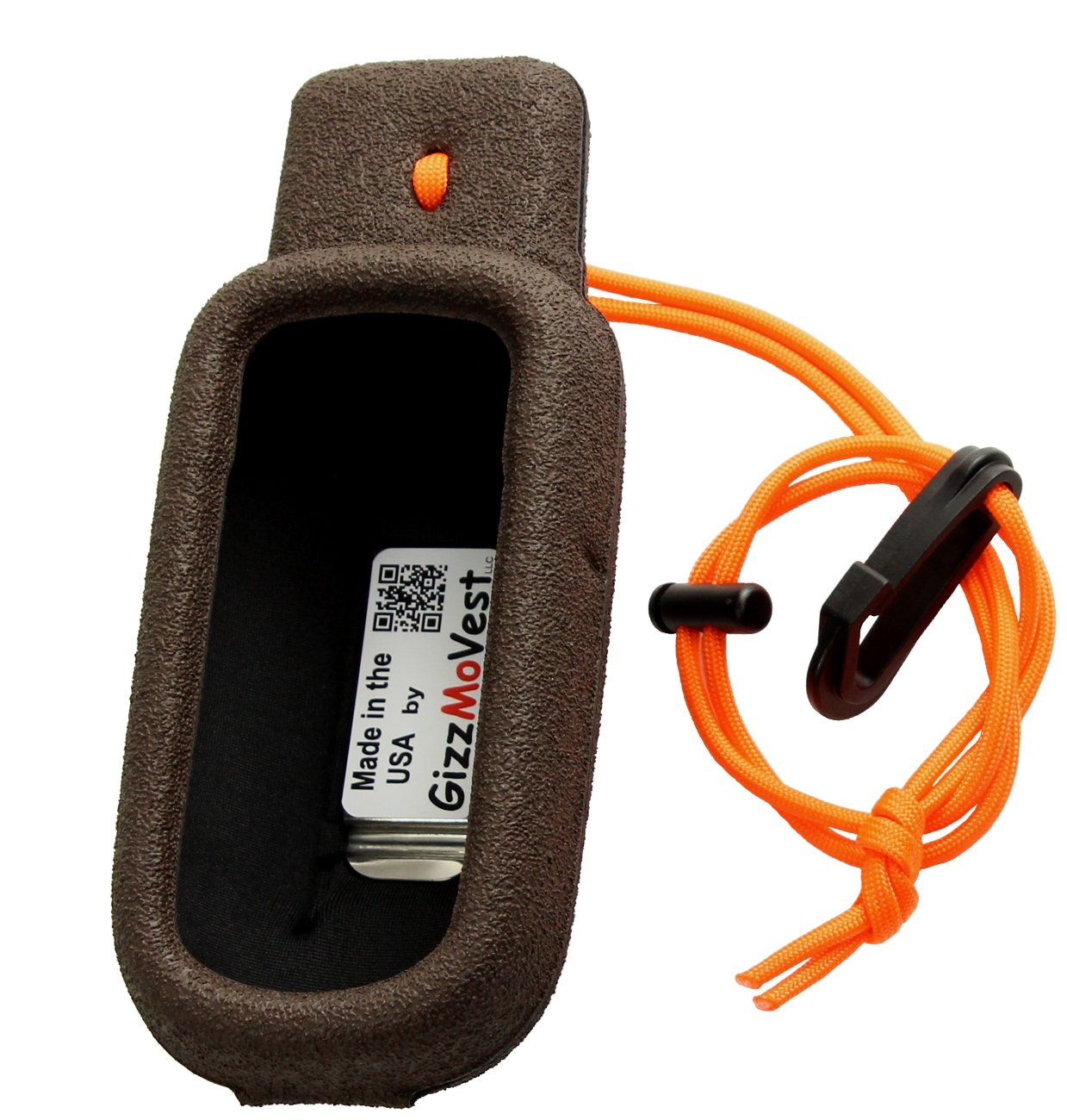 Case Cover compatible with Garmin Alpha 100, Made in the USA by GizzMoVest LLC Cof.