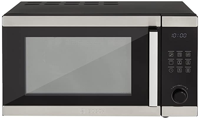 Wonderlijk Bosch 23 L Convection Microwave Oven (HMB35C453X, Stainless Steel KJ-92