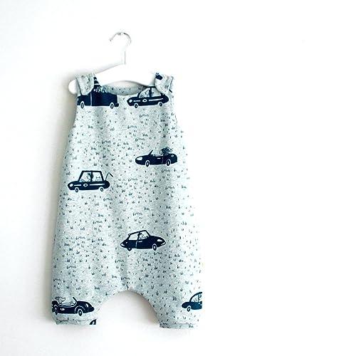 7300b02a6d7b Amazon.com  Organic Handmade Unisex Baby Toddler Romper  Handmade
