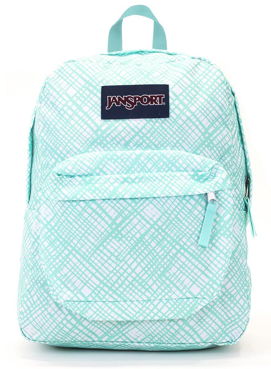 Jansport Backpack Superbreak School Backpack Original Select Color (Black)