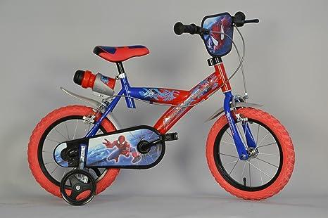 Dino Bikes Bici Bicicletta Uomo Ragno Spiderman Movie 16 Nuovo Modello 2014