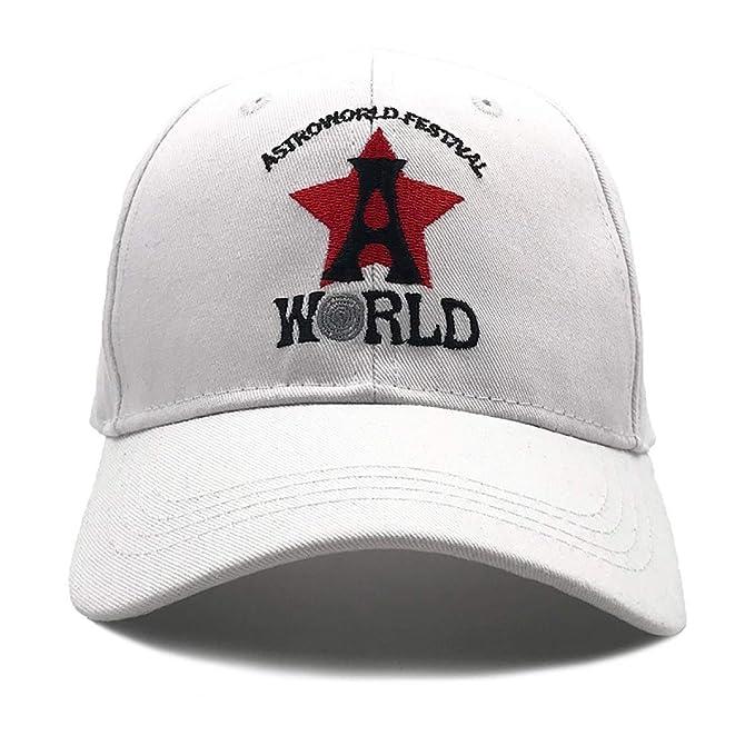 81676b11 Dad Hat 100% Cotton Embroidery Astroworld Baseball Caps Unisex Travis Scott  astroworld hat travis scott