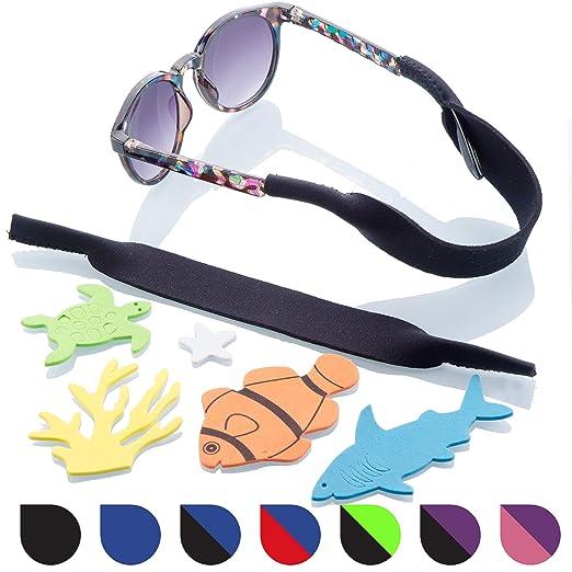 cfbbe0378f Amazon.com  Baby Glasses and Sunglasses Strap 2pk