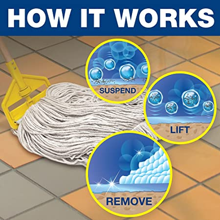 Amazon.com: Heavy Duty Floor Cleaner by Dawn Professional, Bulk Multi-Surface Degreaser Concentrate is Great for Restaurant Walls, Bathrooms, ...