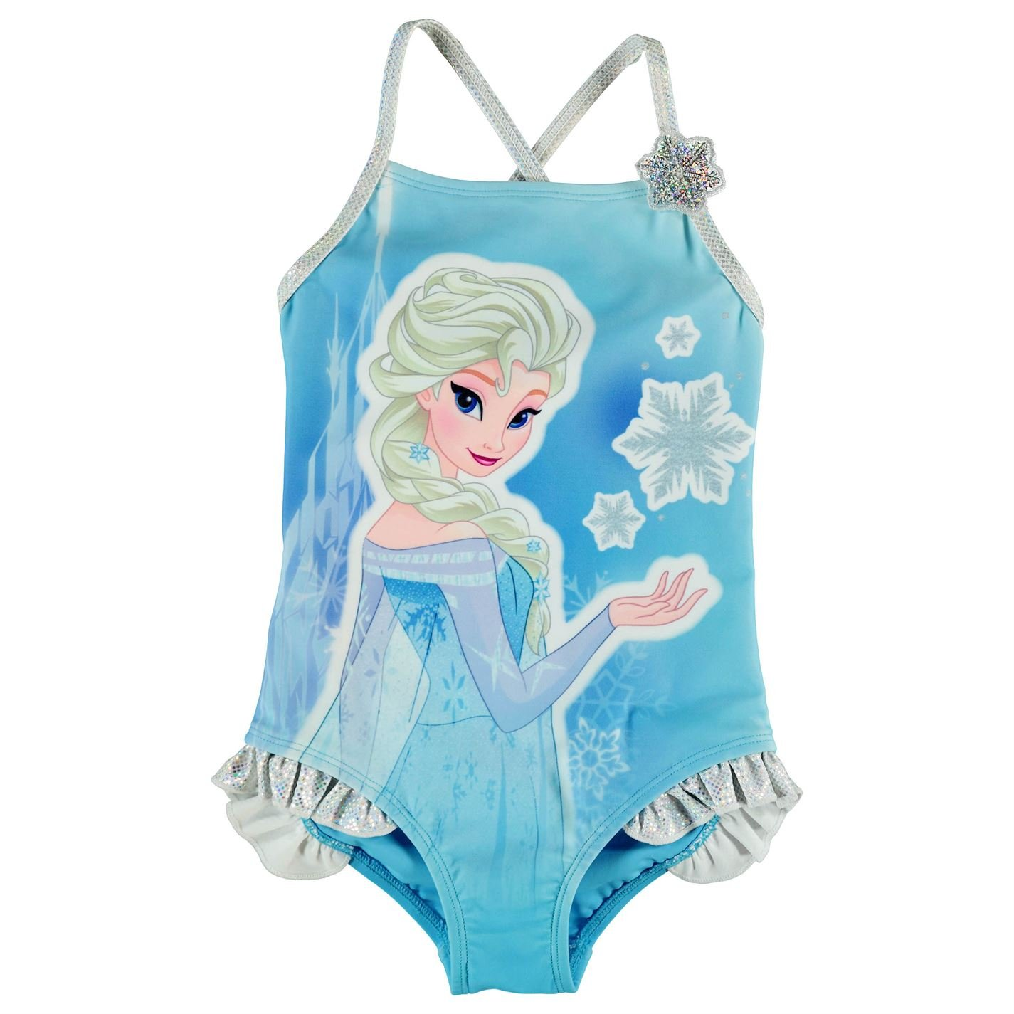 Character - costume da bagno intero da bambina, con stampa