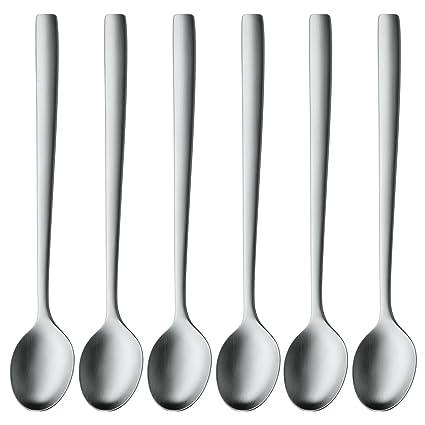 WMF Prego cucharas 6 piezas, acero Cromargan Acero Inoxidable 18/10