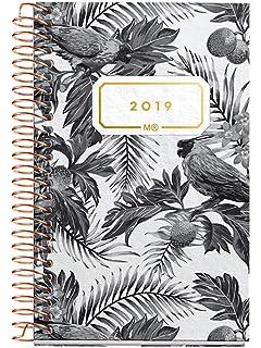 Miquelrius 31159 - Agenda anual día página año 2019: Amazon ...
