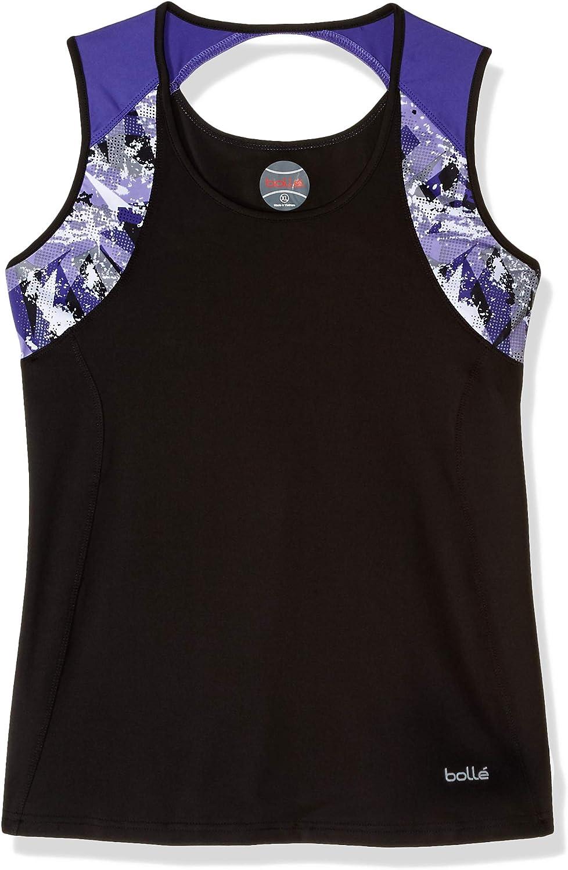 boll/é Purple Passion Scoop Neck Tennis Tank Purple Passion Black X-Large