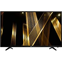 VU 100 cm (40 Inches) Full HD Smart LED TV 40 PL (Black) (2019 Model)