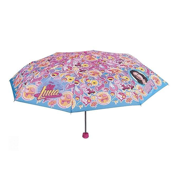 Paraguas plegable antiviento Soy Luna Oops 50cm