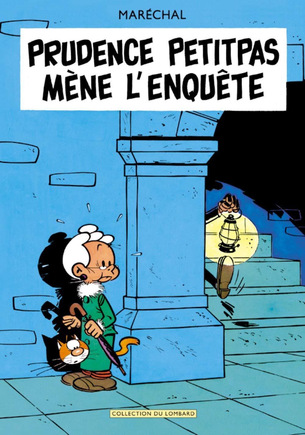 Integrale Prudence Petitpas Millesimes French Edition Marechal Pierre 9782803623808 Amazon Com Books