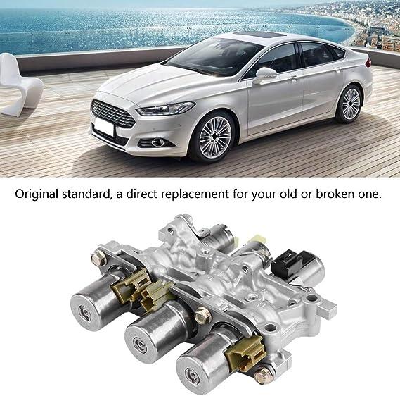 5-Pcs Car Automatic Transmission Control Solenoid Valve Kit for ...