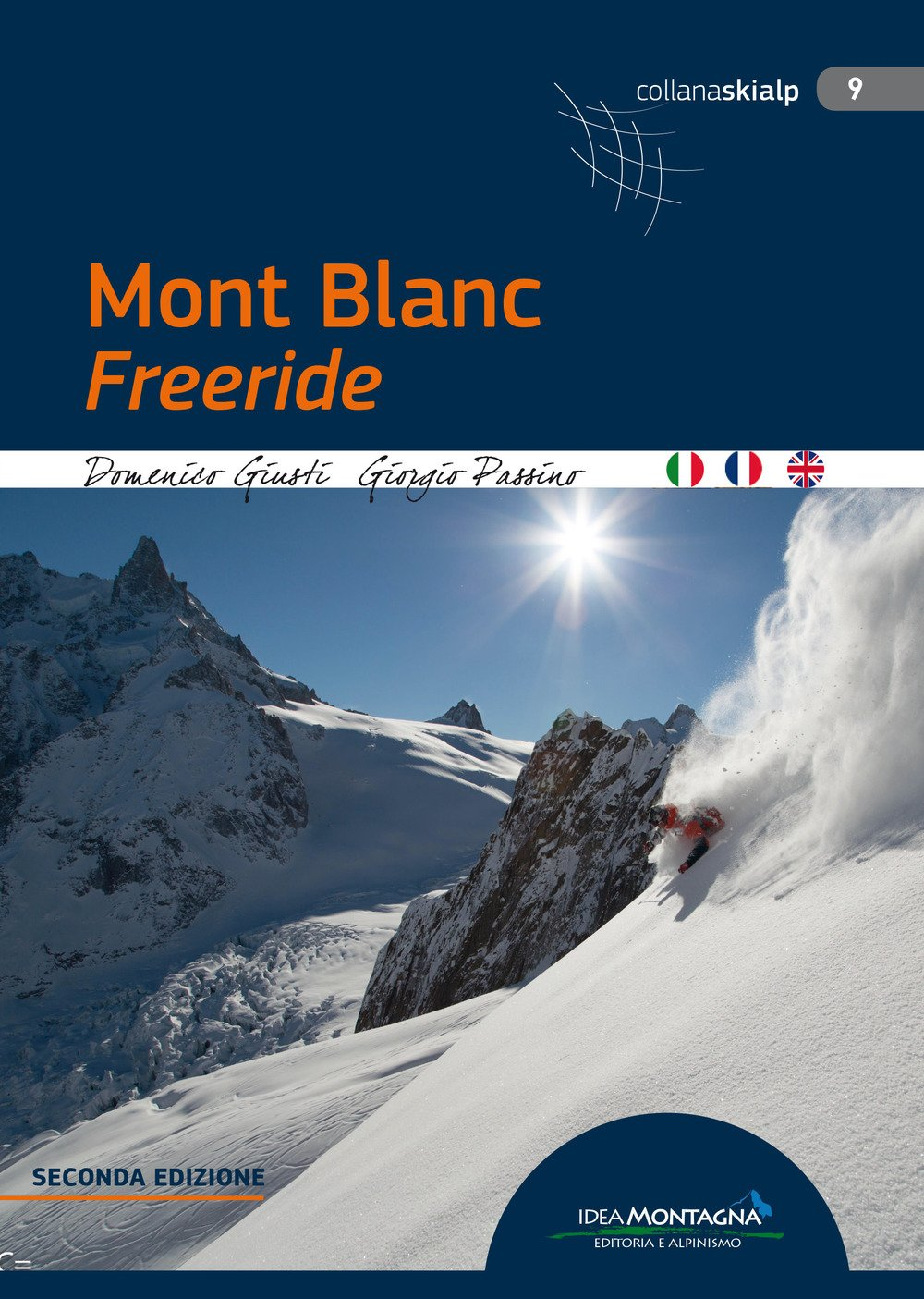Mont Blanc   Freeride  2. Auflage