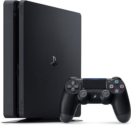 Amazon.com: Consola PlayStation 4 Slim de 500 GB [suspendida ...