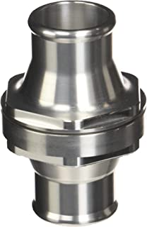 """Billet Inline Thermostat Housing with Bypass or sensor Port For 1-1//2/"""" Hose 1.5/"""""""