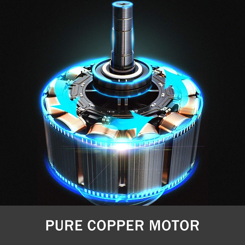 18 Litros Moracle Compresor de Aire sin Aceite Silencioso de 4 Galones