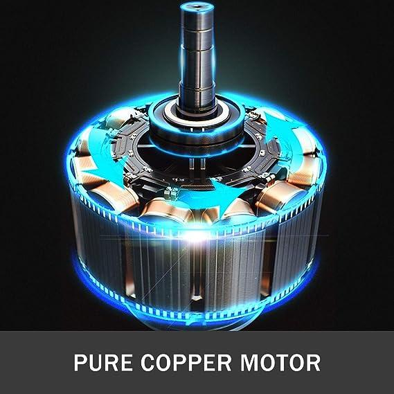 Moracle Compresor de Aire sin Aceite Silencioso de 5.5 Galones / 25 Litros: Amazon.es: Bricolaje y herramientas