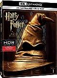Harry Potter e La Pietra Filosofale (Blu-Ray 4K Ultra HD + Blu-Ray)