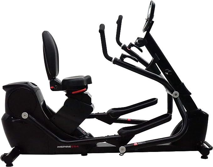 Inspire Fitness 4 (CS4) Cardio Strider: Amazon.es: Deportes y aire ...