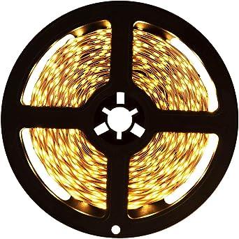 DC 12V 24V LED Stripe Licht Streifen Lichtband Wasserdicht Innen /& Aussen Lampe