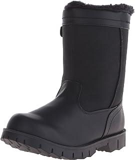 "Amazon.com | Men's ""Zipper Town Boot Rubber Rain Boots by totes ..."