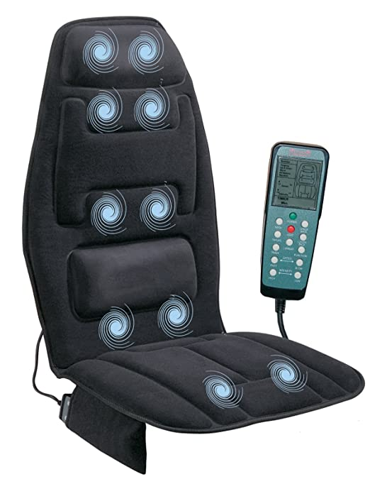 Best Massage Pillow By Relaxzen 10-Motor