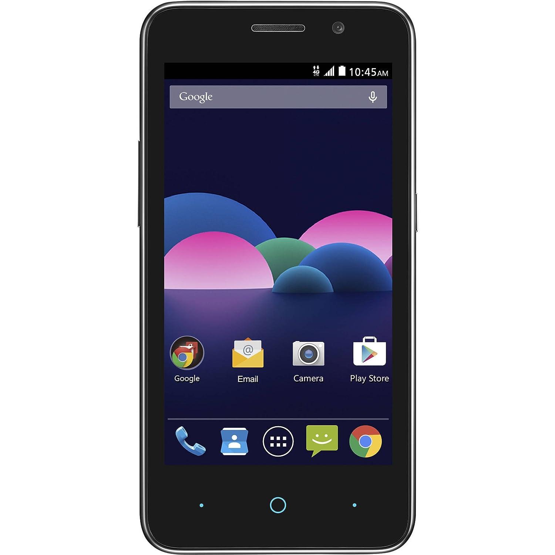 Amazoncom Tmobile Prepaid ZTE Obsidian 4G LTE Smartphone 4GB Not