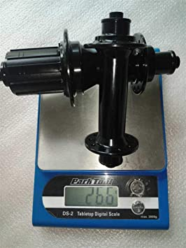Soloteam R13 Solo Wight 267 g Eje Buje de Bicicleta de Carretera ...