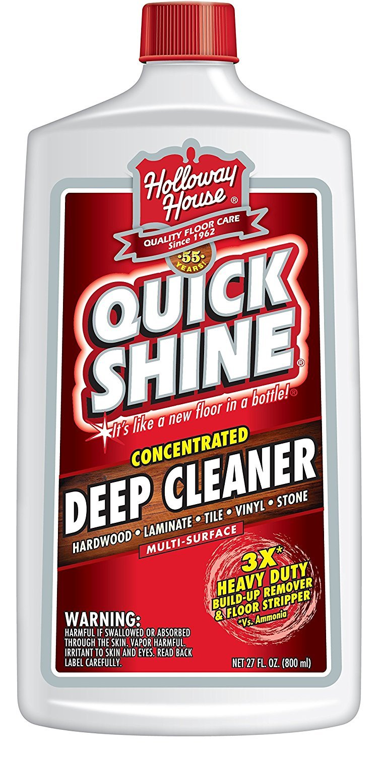 Amazon.com: Quick Shine Concentrated Deep Cleaner; 27 oz. - 2 Pack: Kitchen  & Dining