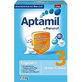 Aptamil 3 leche de continuación, paquete de 3 (3 x 1,2 kg)