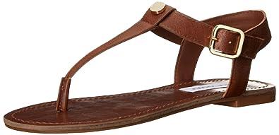e228e4f0512 Amazon.com | Steve Madden Women's HIWAYY Flat Sandal | Flats