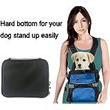 Eugene's Front Pet Carrier, Travel Bag, Adjustable Dog Carrier, Adjustable Cat Carrier.Hands-free Adjustable Pet Carrier.