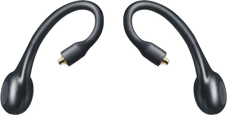 Shure True Wireless Adapter Für Sound Isolatingtm Ohrhörer Sicherer Sitz über Dem Ohr Bluetooth 5 Lange Akkulaufzeit Mit Lade Case Komfortable Bedienung Musikinstrumente