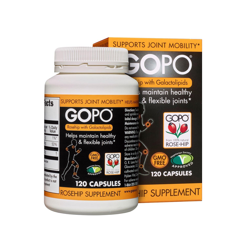 GoPo Joint Health (1 x 120 Capsules)