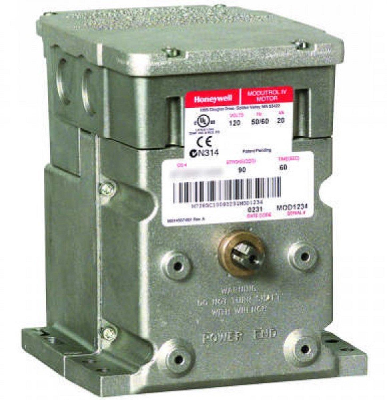 Honeywell, Inc. M7285C1009 60 lb-in Modutrol IV Motor, 120V: Industrial  Pumps: Amazon.com: Industrial & Scientific