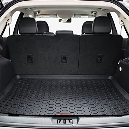 Ford Edge Cargo Mat By Elements Defender Guaranteed Perfect Fit Heavy