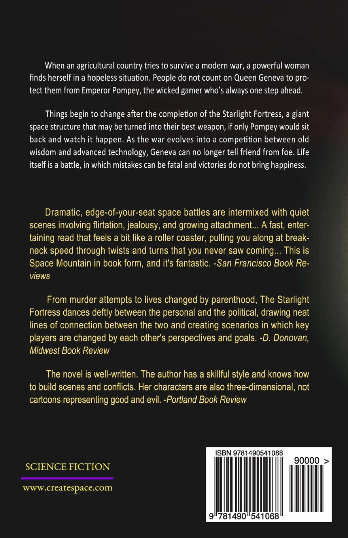 The Starlight Fortress Fiona Rawsontile 9781490541068 Amazoncom