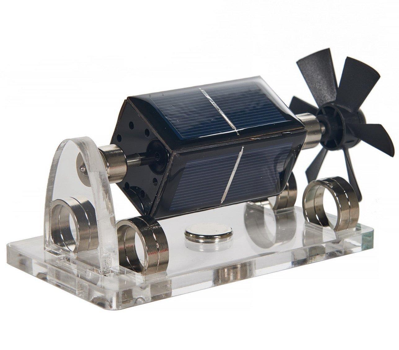 Mendosin brushless magnetic levitation solar motor 48