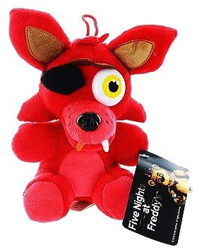 "FNAF FOXY Fox 10 ""peluche 1pcs"