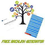 Free Backlink Generator App