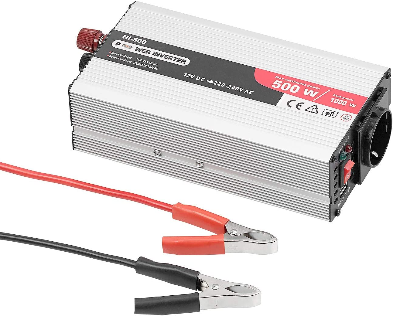 Revolt Wechselrichter 12v 230v Kfz Spannungswandler Elektronik