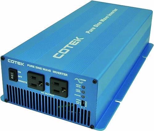 COTEK(コーテック) 正弦波インバーター